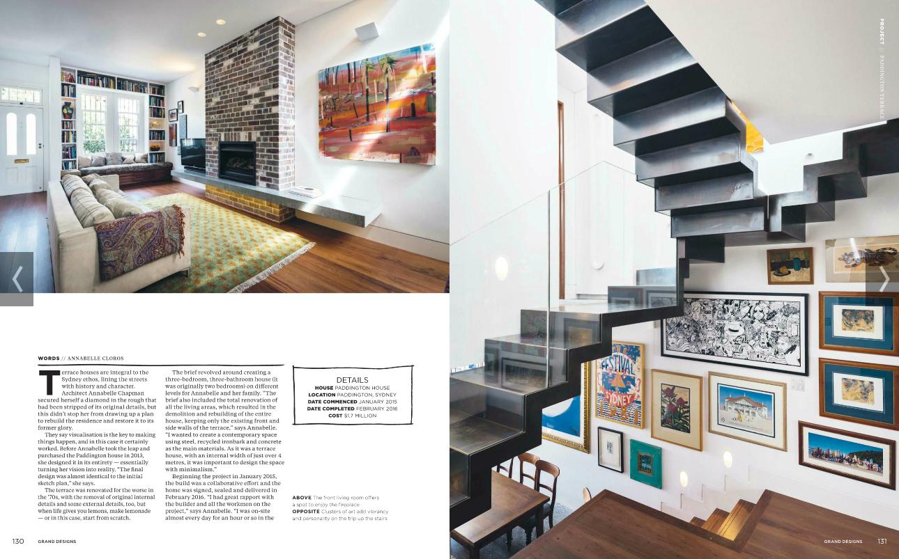 Interior Design Magazines Australia Grand Designs Australia Magazine Grand Designs Australia